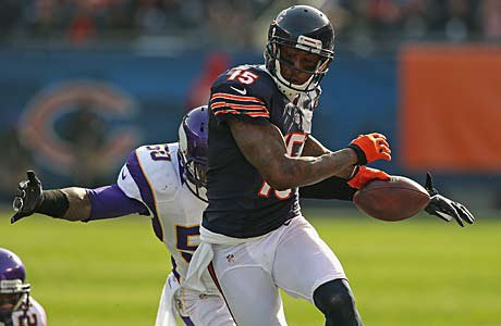 Brandon Marshall of the Chicago Bears went to Lake Howell High School in Florida.