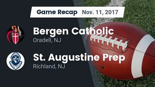 New Jersey High School Football Rankings
