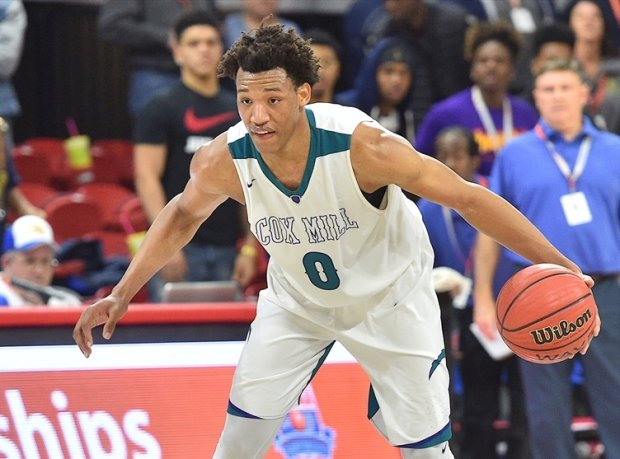 Wendell Moore and Cox Mill will be in the field at the Beach Ball Classic for the second year in a row.
