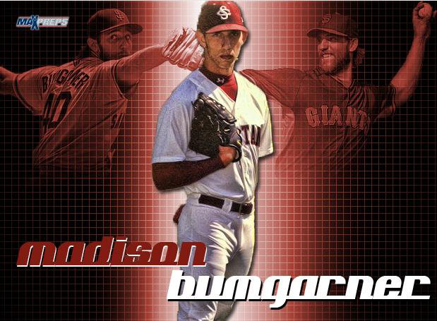 Madison Bumgarner made the wise choice of going pro after high school.