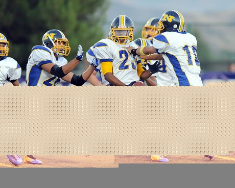 Last year's Nordhoff team (pictured) was pretty good. This year's team is the top in SoCal Division III.