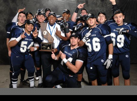 Sierra Canyon won a state title last year, so it's familiar with being a top-tier squad in Southern California.