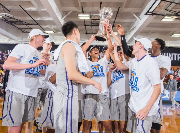 The Eagles won their record fourth GEICO Nationals title, breaking a tie with Findlay Prep, which won three crowns.