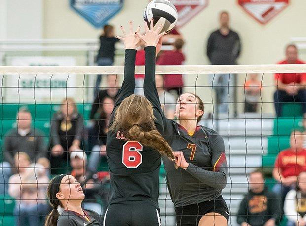New Bremen and senior Rachel Kremer are out to defend their D-IV state title.