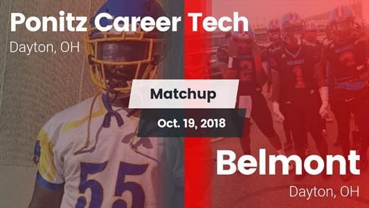 Football Game Recap: Ponitz Career Tech vs. Belmont