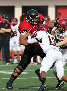 Freddie Tagaloa has demanded special attention throughout his four-year career.
