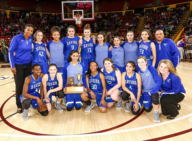 Xavier College Prep was the Arizona 6A runner-up.