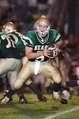 Tim Tebow while at Nease.