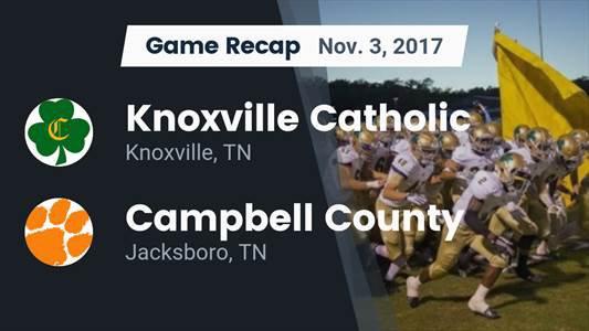 Football Game Preview: Knoxville Catholic vs. Oak Ridge