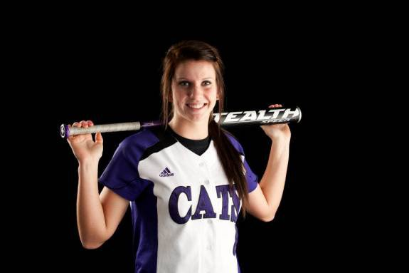 Kenzie Conrad of Keystone is the MaxPreps National Softball Player of the Year.