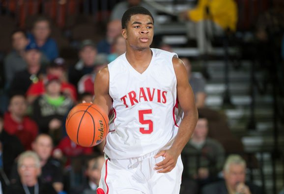 Along with twin brother Aaron, Andrew Harrison helped Fort Bend Travis reach the Texas Class 5A state final as a junior.