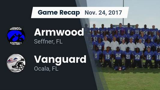 Football Game Preview: St. Augustine vs. Armwood