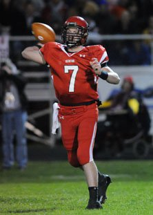 Maty Mauk completed his first 19  passes on Saturday, a state record.