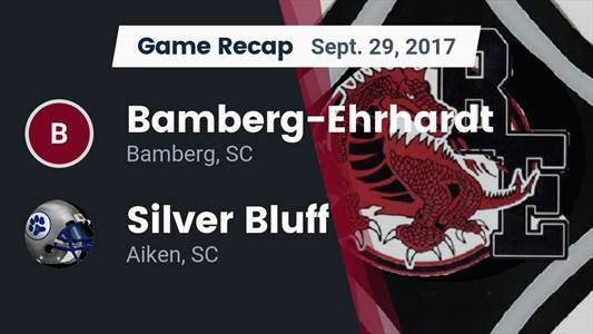 Football Game Preview: Calhoun County vs. Bamberg-Ehrhardt