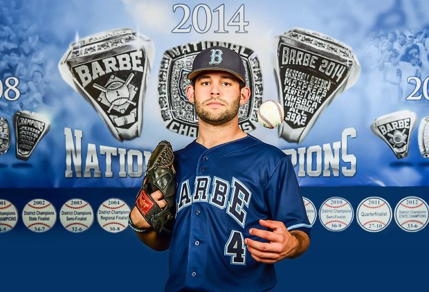 Barbe has won 11 Louisiana state titles in addition to two national championships.