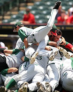 The Woodlands won the Texas 5A title.