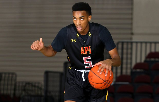 Terrance Ferguson might be skipping college basketball, opting to play professionally in Australia.