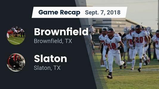 Football Game Recap: Brownfield vs. Muleshoe