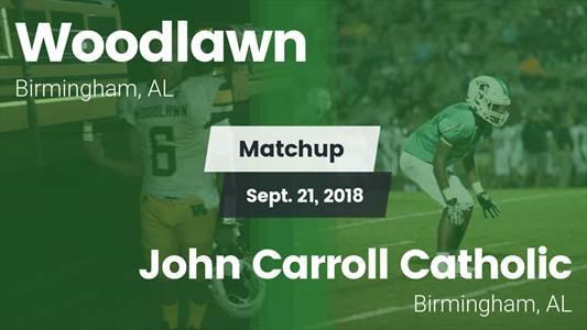 Football Game Recap: John Carroll Catholic vs. Woodlawn