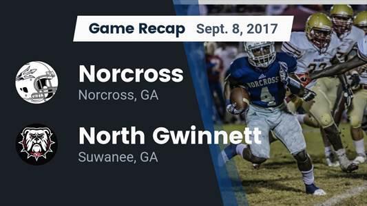 Football Game Preview: North Gwinnett vs. Grayson