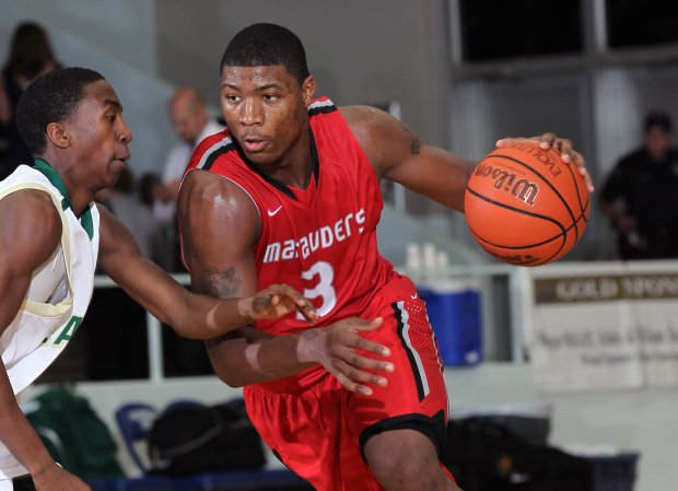 Current Boston Celtics guard Marcus Smart won back-to-back state titles as a junior and senior in Texas.