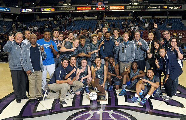 National No. 1 Chino Hills capped a 35-0 season by beating De La Salle 70-50 on Saturday night in California's Open Division state title game.