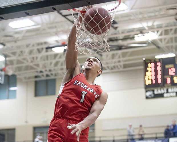 Guard Jalen Suggs