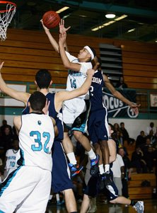Kendall Smith is one of Bay Area's top point guards for Deer Valley.