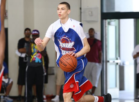 Future UCLA Bruin Zach LaVine, who averaged over 28 points per game this season at Bothell (Wash.), will participate in the inaugural West Coast All-Star Classic in May.