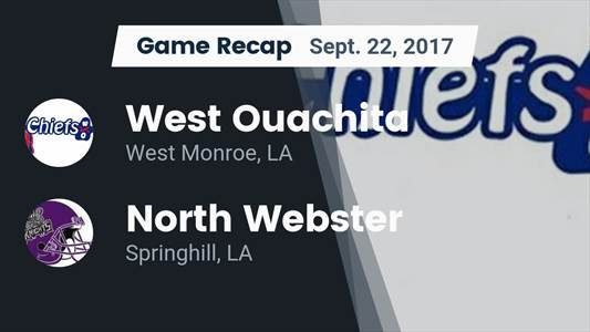 Football Game Preview: Neville vs. West Ouachita