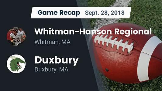 Massachusetts High School Football Rankings