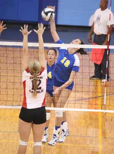 Maddie Burnham is one of theunderclassmen who will look toextend the St. Ursula dominance.