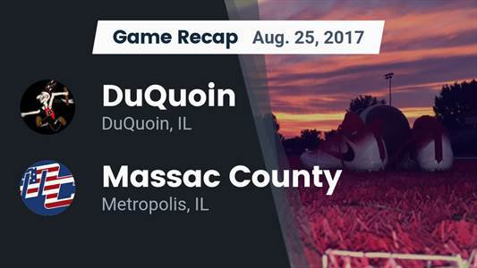 Football Game Preview: DuQuoin vs. Nashville
