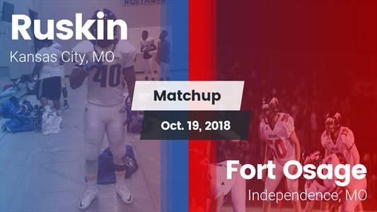 Football Game Recap: Fort Osage vs. Ruskin