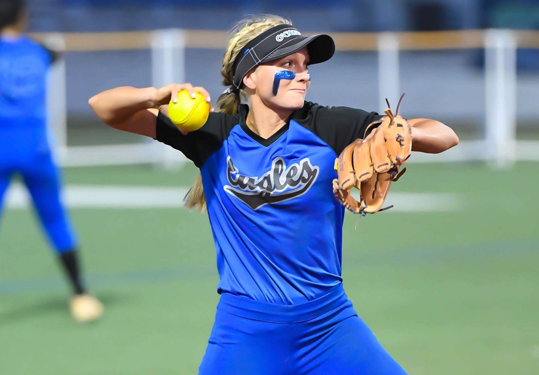 Softball standout Rylee Holtorf of O'Connor was our choice for the top female athlete in the state of Arizona.