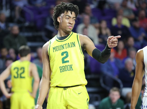 LSU lands Alabama high school basketball star Trendon Watford