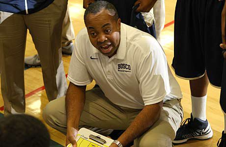 Coach Derrick Taylor and St. John Bosco picked up a big win over the weekend against a strong Loyola squad.