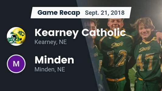 Football Game Preview: Kearney Catholic vs. Holdrege