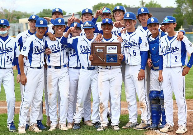 South Lake Tahoe after winning the Nevada 3A West Regional Championship.