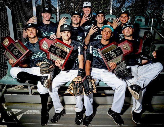 Archbishop McCarthy is primed to make a run at a fifth-straight state championship with eight returning starters this season.