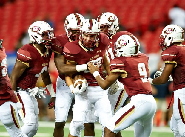 Mill Creek has stayed perfect and is rewarded with a spot in the rankings this week.