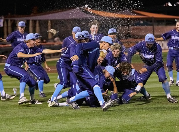 Valley Christian is the new No. 1 NorCal baseball team.