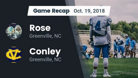 Football Game Recap: D.H. Conley vs. Southern Alamance