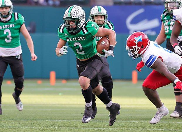 Owen Allen, Southlake Carroll running back