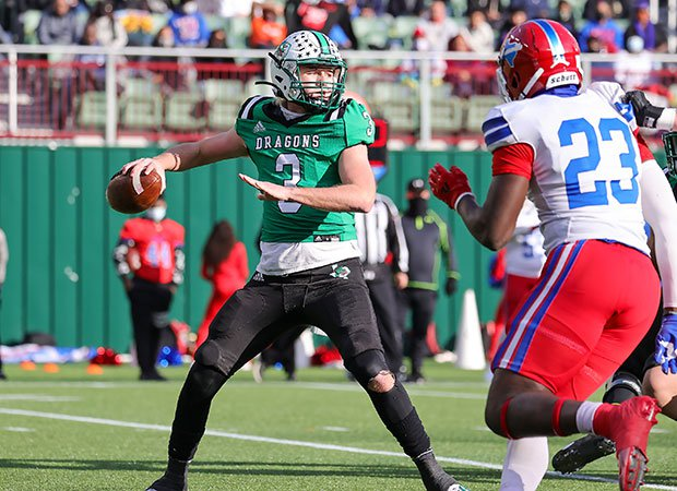 Quinn Ewers, Southlake Carroll quarterback