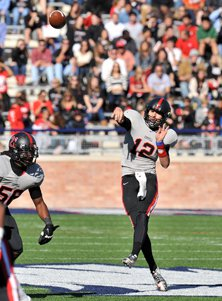 Colby Mahon, Coppell quarterback