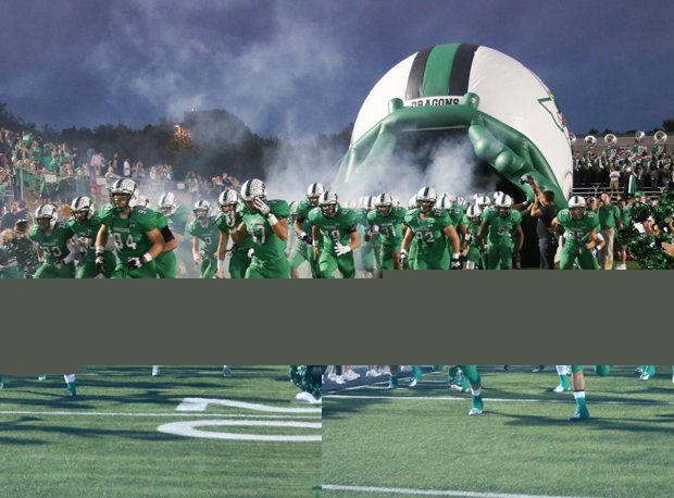 Southlake Carroll is the only new team in the Composite Top 25.