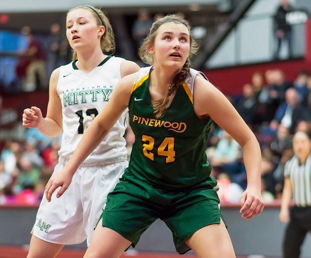 Hannah Jump, Pinewood