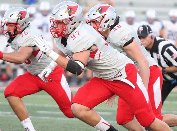 Mentor senior Noah Potter is the eighth ranked overall senior prospect in Ohio (and No. 22 defensive end nationally) according to the 247sports.com composite rankings. He is committed to Ohio State.