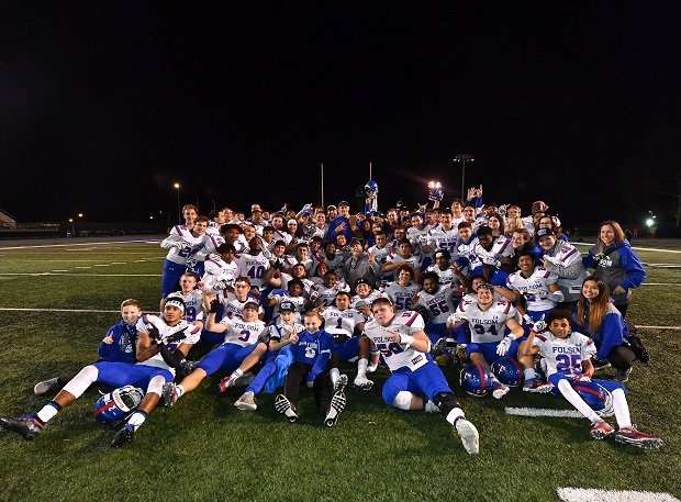 The Folsom Bulldogs are the Sac-Joaquin Section's top program of the past decade.